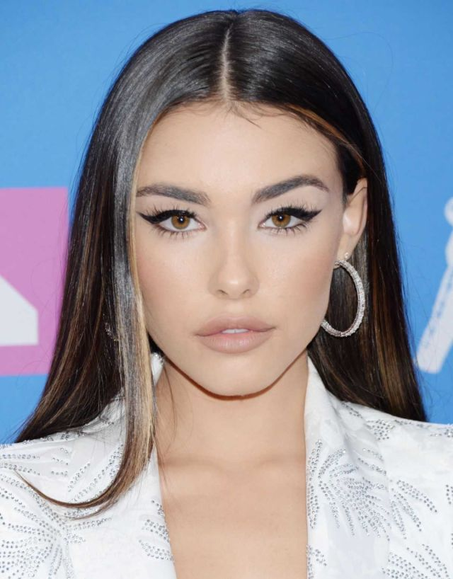 Gorgeous Madison Beer At 2018 MTV Video Music Awards