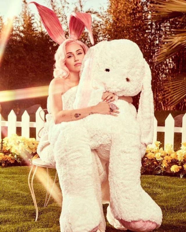 Miley cyrus photoshoot 2018 vogue