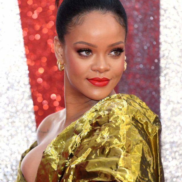 Rihanna Attends The 'Ocean' 8' Premiere In London