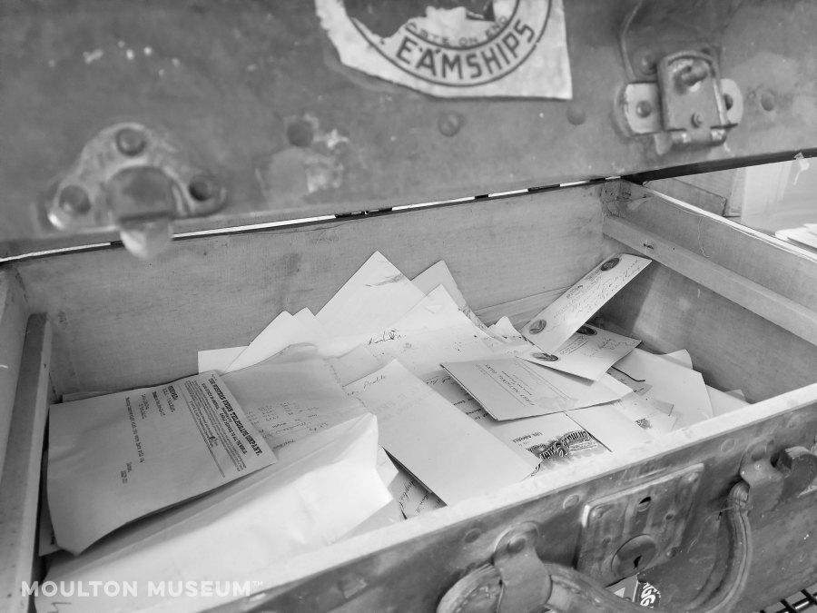 Moulton Museum Archive