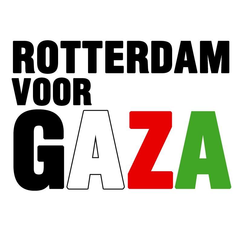 Rotterdam voor Gaza