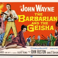 Il barbaro e la geisha (The barbarian and the geisha - 1958)