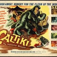 Mario Bava: Caltiki mostro immortale (1959)