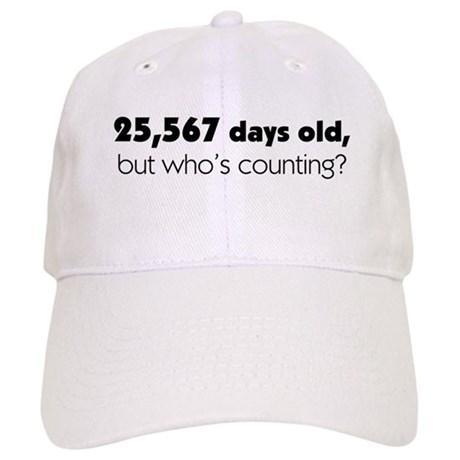 70th Birthday Hat - Top 70th Birthday Gift Ideas