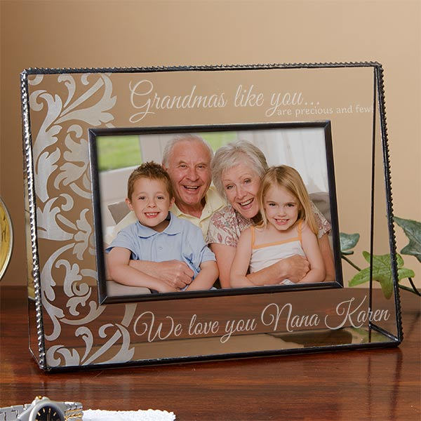 Grandma Picture Frame for 70th Birthday
