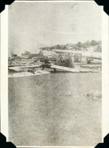 German Airfield near Bizerte