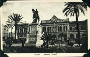 Palermo Stamione Centrali
