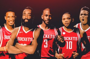The Houston Rockets Put The West On Notice
