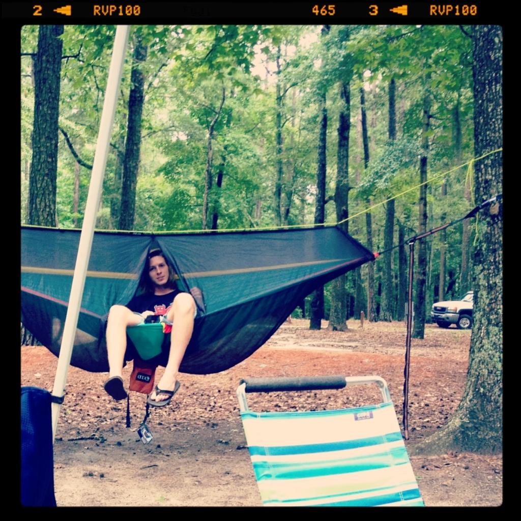 Day 34 Santee Camping