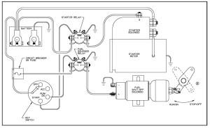 LarryB's Syncro Start Fuel Shutdown Solenoid, SA319312, 200312E2U1B2A, 12 Volt LarryB's