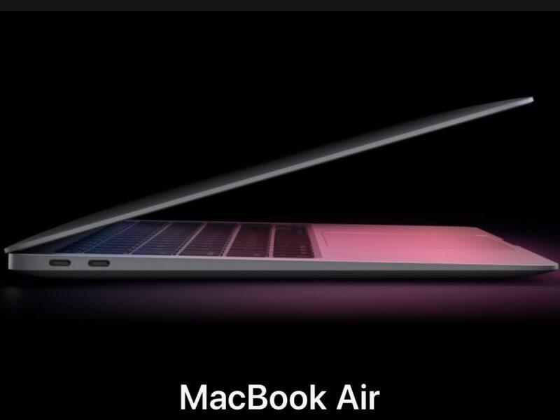 MacBookAirイメージ画像