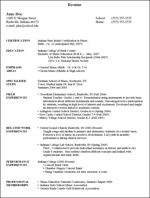 sports on resumes