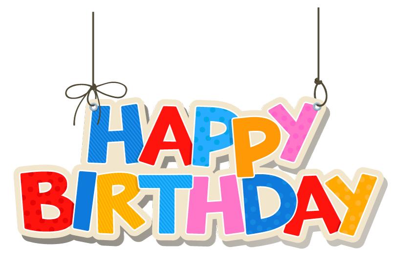 Lanyard Happy Birthday Vector Free Vector Graphic Download