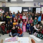 St. Cloud and Annandale fifth-grade students.