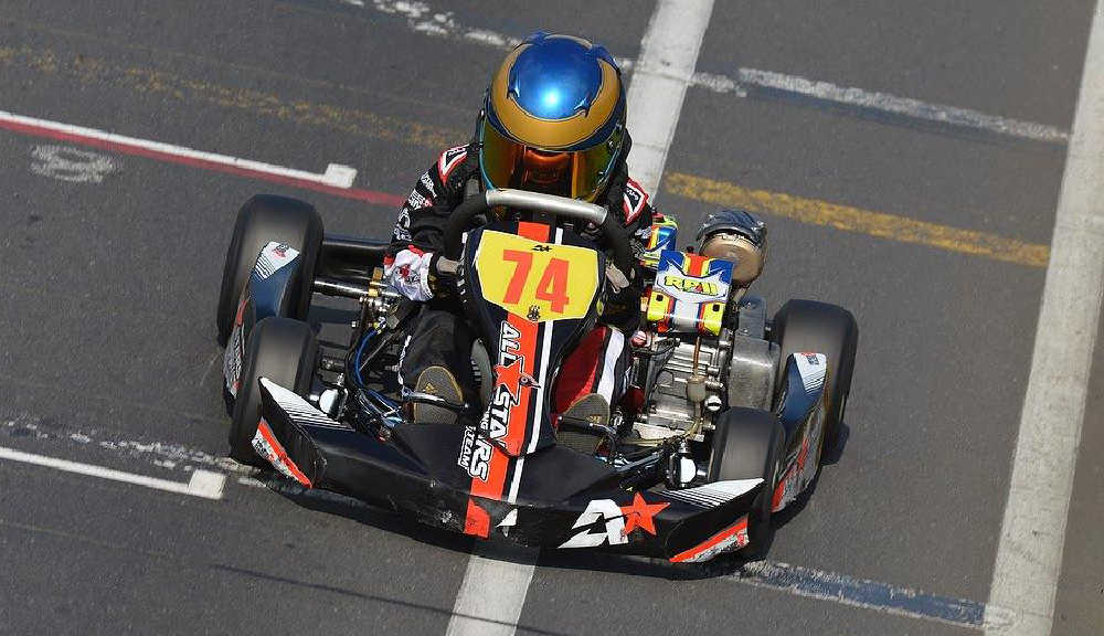 A Spectacular Recovery at PFI for Round 1 at TVKC