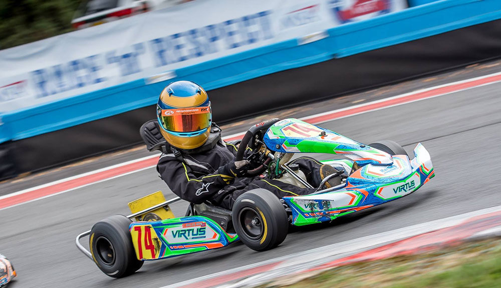 BUCKMORE PARK R5 RACE REPORT