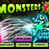 怪物パレードを食い止める『MonstersTD』にハマる