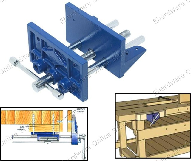 Heavy Duty Wood Vise | newhairstylesformen2014.com