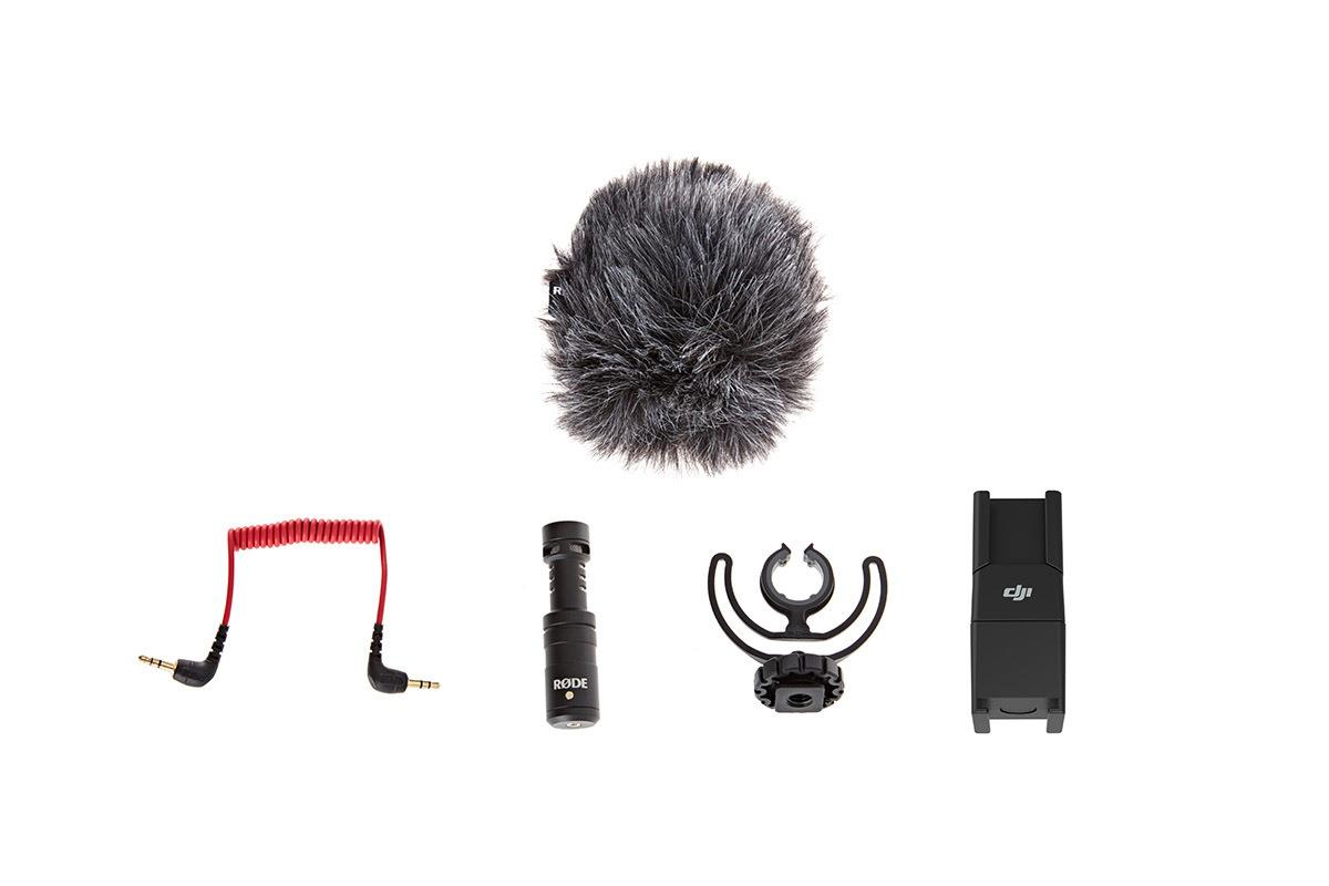 Rode Video Microphone Osmo Quick End 6 17 12 15 Am