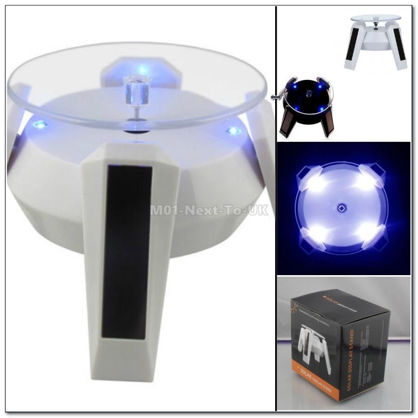 Led Display Light Stand