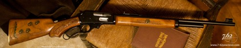Southwest Bear Track Marlin 336 - Click here for more photos.