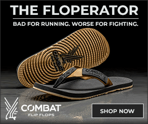 Combat Flip Flop