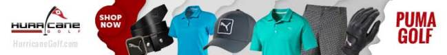 Discount PUMA Golf Equipment & Apparel at HurricaneGolf.com