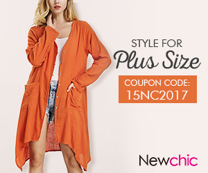 Coupon code:newchic15