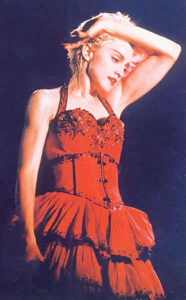 Madonna (Photo courtesy of Olav ten Broek via Wiki Commons)