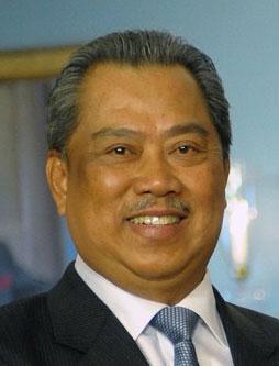 Malaysian Deputy Prime Minister Tan Sri Muhyiddin Yassin
