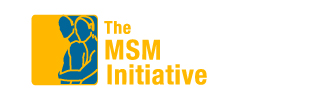 MSM Initiative logo
