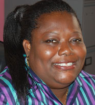 Nana Oye Lithur, executive director of the Human Rights Advocacy Centre in Ghana