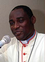 The Rev. Canon Gideon Byamugisha of the Church of Uganda