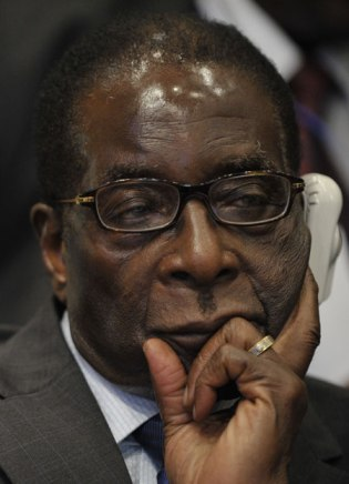 Zimbabwe President Robert Mugabe (Photo courtesy of Wikimedia Commons)