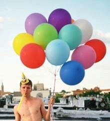 Gay asylum seeker from Russia. (Photo by Alexander Kargaltsev)