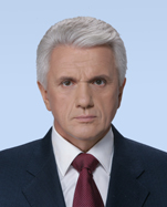 Volodymyr Lytvyn, chairman of Ukraine parliament