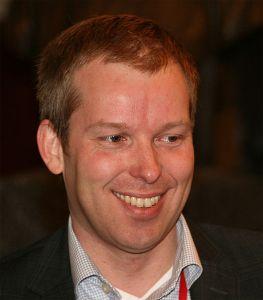 Hakon Haugli (Photo courtesy of Wikimedia Commons)