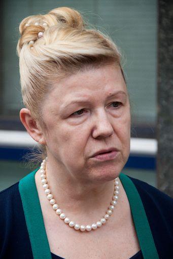 Elena Mizulina, head of the Duma's Committee on Family, Women and Children Matters  (Photo by Dmitry Rozhkov via Wikimedia Commons)