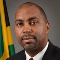 Jamaican member of parliament Julian Robinson