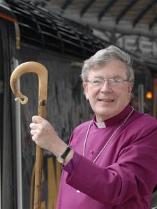 Bishop Martin Wharton (Photo courtesy of the Diocese of Newcastle)
