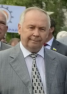 Volodymyr Rybak, chairman of the Ukraine parliament (Photo courtesy of Wikipedia)