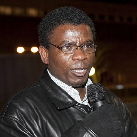 The Rev. Canon Kapya Kaoma (Photo courtesy of Truth Wins Out)