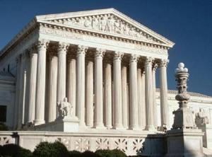 U.S. Supreme Court building