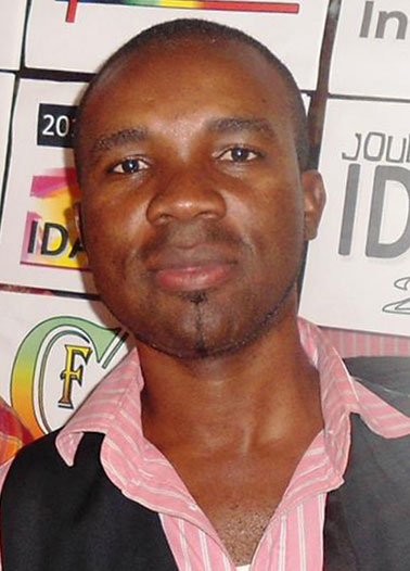 Eric Lembembe (Photo courtesy of Facebook)