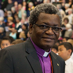 The Rt. Rev. James Tengatenga (Photo courtesy of Anglican Communion Office)