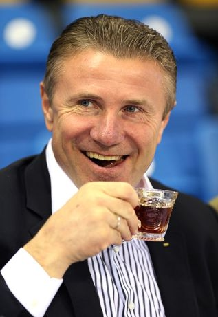 Sergey Bubka (Photo courtesy of WIkimedia Commons)
