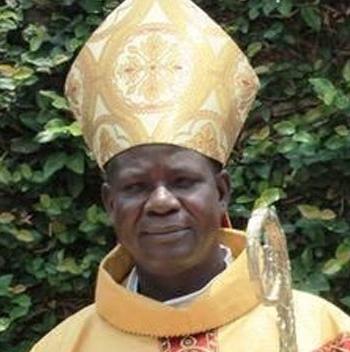 Archbishop Samuel Kleda of Douala, Cameroon