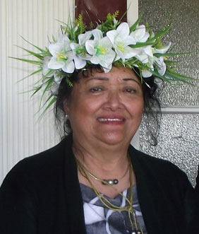 Marie Pa Ariki, a queen of the Cook_Islands (Photo courtesy of GayNZ.com)