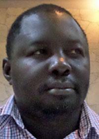 Kikonyogo Kivumbi (Photo courtesy of the Global Fund)
