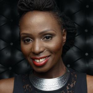Pauline Long, BEFFTA awards founder and TV host (Photo courtesy of MissZimbabweUK.com)